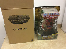 Mattel Matty Masters Of The Universe He-Man Classics Goat Man NEW IN BOX