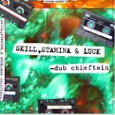 Dub Chieftain - Skill Stamina Luck [New CD] Digipack Packaging