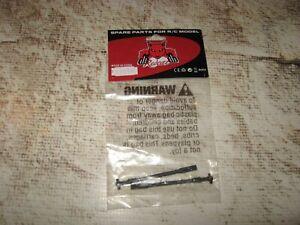 US Seller RC Redcat Racing Spare Parts / Steel Axles Black (2) 18008