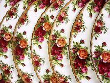 """Royal Albert Old Country Roses OTTO 1st qualità OTTO Piastre Starter Taglia 8.25"""""""