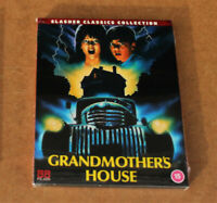 GRANDMOTHER'S HOUSE BLU-RAY RARE SLIPCOVER SLASHER COLLECTION BRAND NEW REGION B