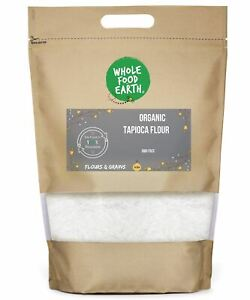 Organic Tapioca Flour (Starch)   GMO Free