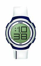 FILA CASUAL 38-038-103 Uhr Armbanduhr Sport Uhren Jogging Fitness Weiß Unisex