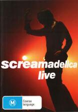 PRIMAL SCREAM Screamadelica Live DVD BRAND NEW NTSC Region ALL