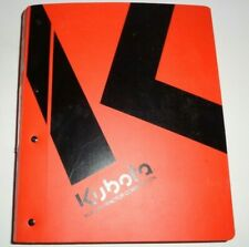 Kubota RTV-X900 RTV-X1120D Utility Vehicle Service Repair Workshop Manual OEM!