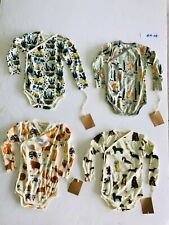 18M NEW Earthy Organic Cotton Baby Boys Clothes Manufacturer 2nds LOT AD