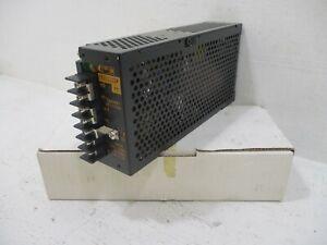 NEW Shindengen FY05024GN Power Supply Input 100-240 Vac Output 5-VDC 24A NIB