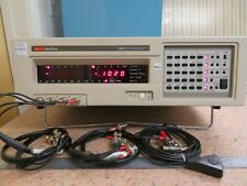 Iec Genrad Model Gr1693 Rlc Digibridge Lcr Meter w/ Manual and Accessories Nr14
