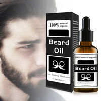 30ML Beard Growth Spray Beard Grow Stimulator 100% Natural Hair Grower Oil Bear