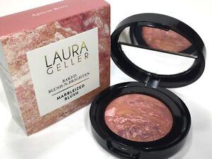 Laura Geller Baked Blush N Brighten Apricot Berry Full Size New In Box 0.16oz