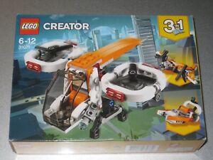 LEGO CREATOR 3-IN-1 DRONE EXPLORER  - BRAND NEW