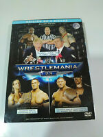 Wrestlemania 23 Silver Vision Edicion Limitada Numerada N 38155 - 3 x DVD 3T