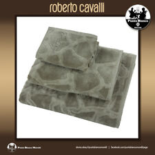 ROBERTO CAVALLI HOME | JERAPAH Set guest towel + hand towel or bath sheet