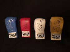 Floyd Mayweather Signed Cleto Reyes Boxing Glove