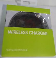 Caricabatteria Wireless Charger COMPATIBILE per Samsung Galaxy S6 Edge S7 NOTE4
