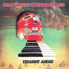 Brian Auger & Oblivion Express .. Straight Ahead