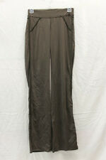 Lululemon Brown Pants Dance Floss Travel Size 6 Hardly Worn Excellent Used LO274