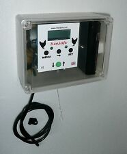 HenSafe Chicken Coop Opener. Timer and Remote Light Sensor: Heavy 5Kg lift.