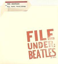 The Beatles - File Under - Rare LP w/ Come & Get It