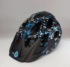 661 SixSixOne Helmet Recon Repeater Cyan Size S-M 55-58cm #6946-30-070
