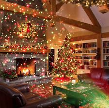 Projecteur Laser plein ciel Lumière d'extérieur Éclairage Paysage fêtes de Noël