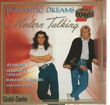 CD album _ MODERN TALKING - ROMANTIC DREAMS - ARIOLA EXPRESS