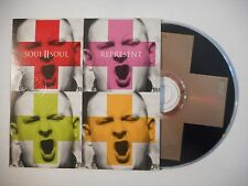 SOUL II SOUL : REPRESENT (RADIO EDIT) ▓ CD SINGLE PORT GRATUIT ▓