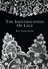 Shire Library: Identification of Lace by Pat Earnshaw (1980, Paperback)