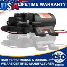 Marine Fresh Water Diaphragm Self Priming Pump RV BOAT 12 Volt /12V 2088-422-444