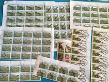 Dinosaurs T Rex 65 million years ago stamps for Craft or to collect R24787