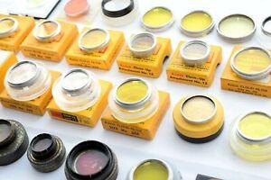 Various Vintage Lens Filters - Kodak/Kodisk - Please make your choice from list