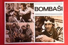 BOMBERS 1973 BATA ZIVOJINOVIC LJUBISA SAMARDZIC BEGOLI LANGO EXYU MOVIE PROGRAM