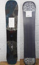 New 2017 Burton Process Off-Axis Mens ICS Snowboard 155 cm