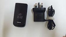 *O2/Tesco/Giff Gaff* Nokia 2720 Fold Camera Mobile Phone Used Working Order
