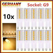 10x G9 LED Birne 5W Warmweiß 26 SMD 2835 führte Energiesparlampen AC 220V - 240V