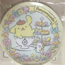 PomPom Purin melamine Plate Pokka collab limited not for sale SANRIO Kawaii New