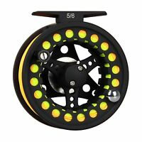 AnglerDream Large Arbor  Fly Fishing Reels 1/2 3/4 5/6 7/8 WT Fly Ree Fly Line