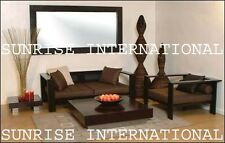 Stylish Wooden Sofa set 3+1+1 with Center table !!
