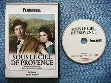 SOUS LE CIEL DE PROVENCE EN DVD AVEC FERNANDEL (ENVOI MONDIAL RELAY)