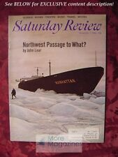 Saturday Review November 1 1969 CHARLES FRANKEL HENRY STEELE COMMAGER