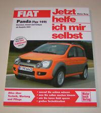 Reparaturanleitung Fiat Panda Typ 169 Benziner / Diesel / Erdgas - ab 2003!