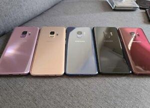 Good as New! Samsung Galaxy S9 64GB - Factory Unlocked