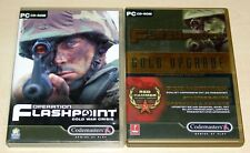 OPERATION FLASHPOINT - COLD WAR CRISIS & RED HAMMER GOLD UPGRADE - PC SHOOTER