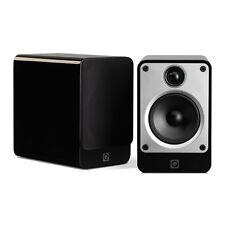 Q Acoustics Concept 20 Bookshelf Speaker Pair (Gloss Black)