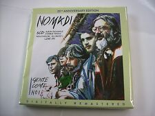 NOMADI - GENTE COME NOI - 3CD NEW SEALED 2016 - 25TH ANNIVERSARY EDITION