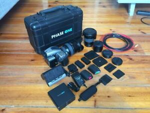 Hasselblad H2 + Back Phase one