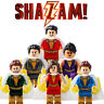 The Shazam Family - New Marvel Lego Moc Minifigure Gift For Kids Collection