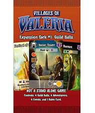 Guild Halls Villages Of Valeria Expansion Pack #1 Daily Magic Games DMGVOV004