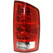 Tail Light for 2002-2006 Dodge Ram 1500 & 2003-2006 Ram 2500 & 03-06 Ram 3500 RH