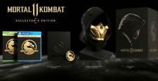 Ps4 Game Mortal Combat 11 Collectors Edition 100% Uncut New Merchandise